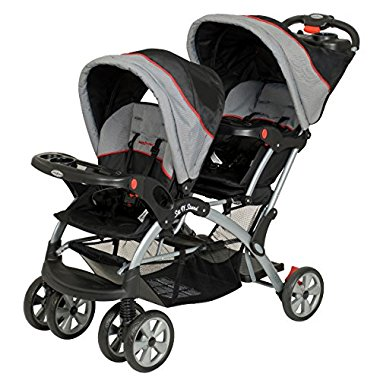 Baby Trend Sit N Stand Double Stroller (Millennium) / SS76773