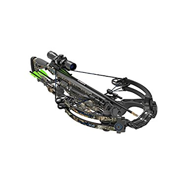 Barnett RAZR ICE Crossbow Package with 5x32 Scope (Mossy Oak Treestand, 78212)