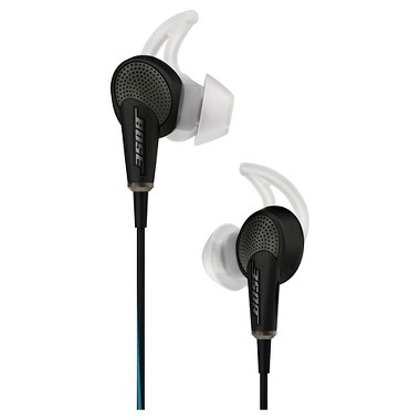 Bose QuietComfort 20 Acoustic Noise Cancelling Headphones Black for Samsung/Android