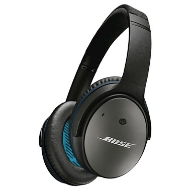 Bose QuietComfort 25 Acoustic Noise Cancelling Headphones Black for Samsung/Android