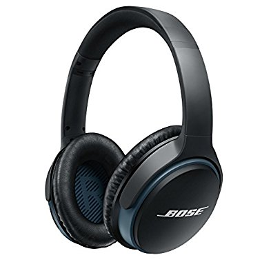 Bose SoundLink II Wireless Around-Ear Headphones (Black)