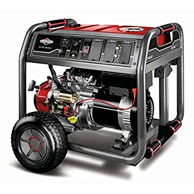Briggs & Stratton 30663 Elite Series 7000-Watt Portable Gas Generator