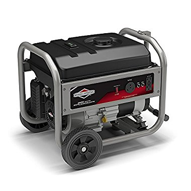 Briggs & Stratton 3500 Watt 8 Hour Portable Generator with RV Outlet (30675)