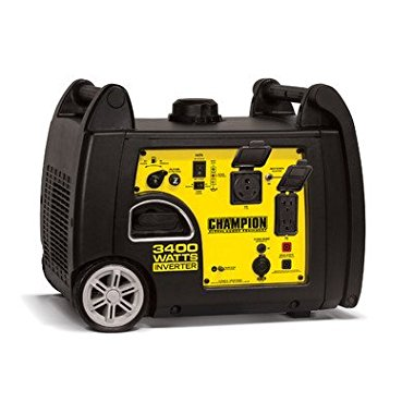 Champion 100233 3400W Inverter Generator with Parallel Capability