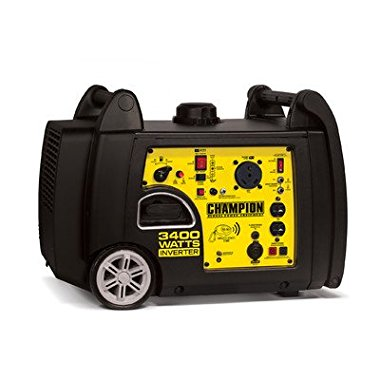 Champion 100261 3400W Inverter with Parallel Capability Remote Start