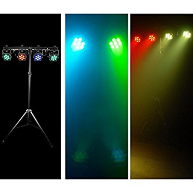 Chauvet Lighting 4BARTRIUSB Projection Lighting Effect