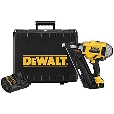 Dewalt DCN692M1 Max XR 20v Cordless Brushless 2-Speed Framing Nailer