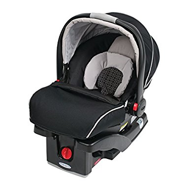 Graco SnugRide 35 Click Connect Baby Infant Seat - Pierce / 1926890