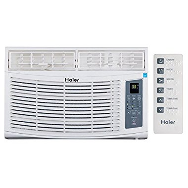 Haier 6,000 BTU Window AC Unit