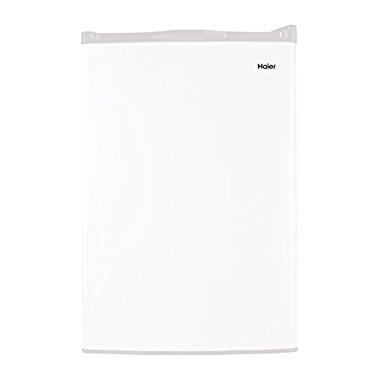 Haier HC45SG42SW 4.5 Cubic Feet Refrigerator/Freezer, White