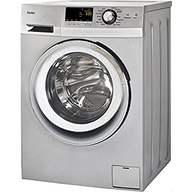 Haier HLC1700AXS 24 Wide Front Load Washer / Dryer Combo