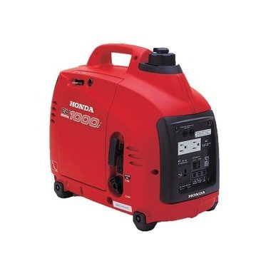 Honda EU1000i Inverter Super Quiet Generator with Eco-Throttle (CARB Compliant)