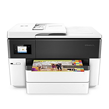HP OfficeJet Pro 7740 Wireless Color Wide Format All-in-One Printer with Mobile Printing