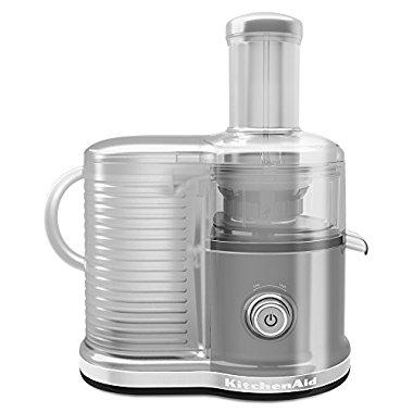 KitchenAid Easy Clean Juicer in Contour Silver - KVJ0333CU