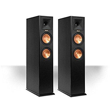 Klipsch RP-280F Reference Premiere Floorstanding Speakers (Ebony, Pair)