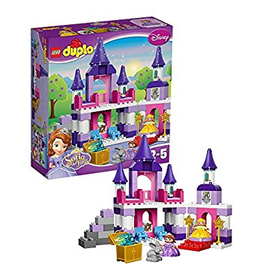 LEGO DUPLO Disney Sofia the First Royal Castle (10595)