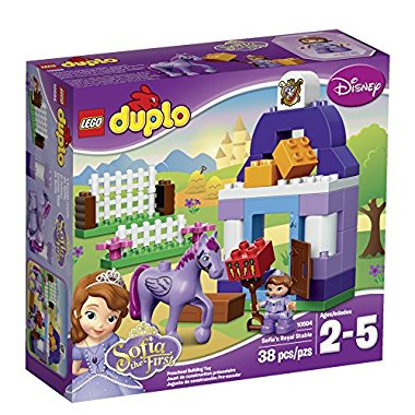 LEGO DUPLO Sofia the First Royal Stable (10594)