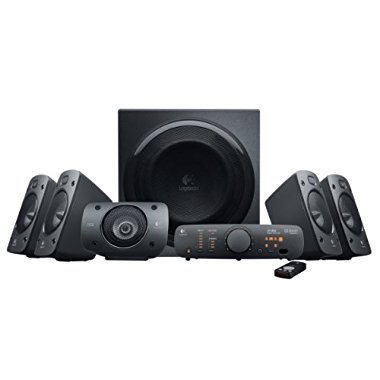 Logitech Z906 5.1-Channel Surround Sound Speakers