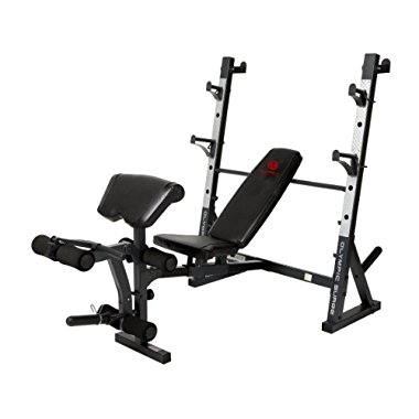 Marcy Diamond Olympic Surge Bench (MD857)