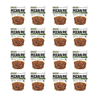 Moultrie Pecan Pie Game Deer Feeder Attractant Powder Mix, 16 Pack | MFS-13078