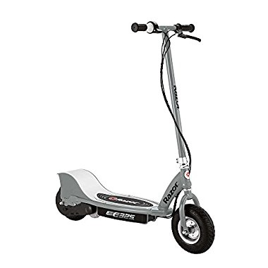 Razor E325 Electric Motorized Ride-On Scooter (Silver, 13116312)