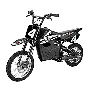 Razor MX650 Electric Dirt Rocket Bike (Black)