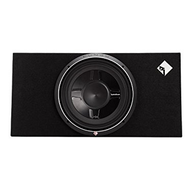 Rockford Fosgate P3S-1X12 Single 12 Loaded Subwoofer Enclosure