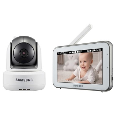 Samsung BrightVIEW Video Baby Monitor (SEW-3043W)