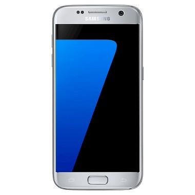 Samsung Galaxy S7 Edge G935F 32GB GSM Unlocked Phone (Silver)