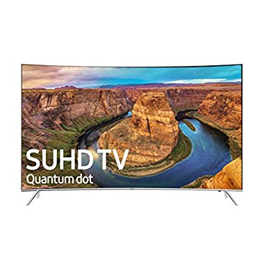 Samsung UN49KS8500 - Curved 49 Smart 4K SUHD HDR 1000 LED TV - KS8500 8-Series
