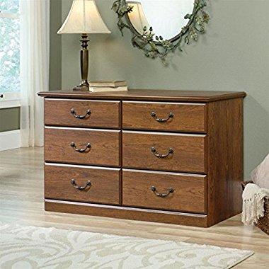 Sauder Orchard Hills 6 Drawer Dresser