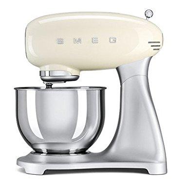 SMEG 5-Quart Stand Mixer (Cream)