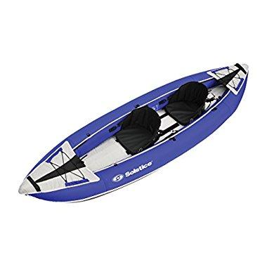Solstice Durango Inflatable Whitewater Kayak / 29635