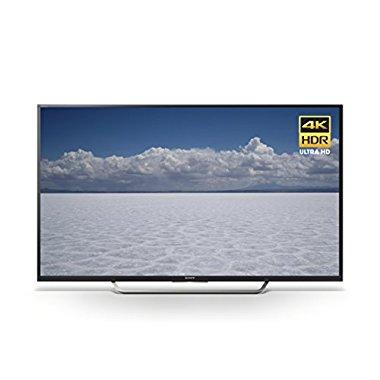 Sony XBR-65X750D - 65 Class 4K Ultra HD TV