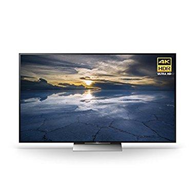 Sony XBR-65X930D 65 Class 4K HDR Ultra HD TV