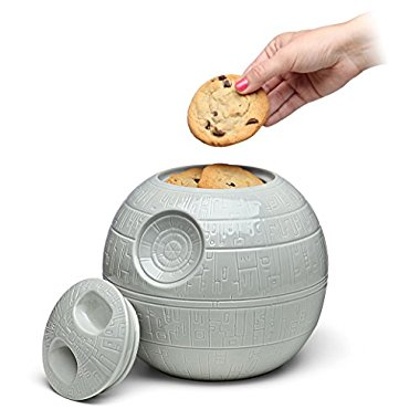Star Wars Death Star Cookie Jar by ThinkGeek