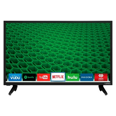 Vizio D40-D1 D-series 40 Full Array LED Smart TV