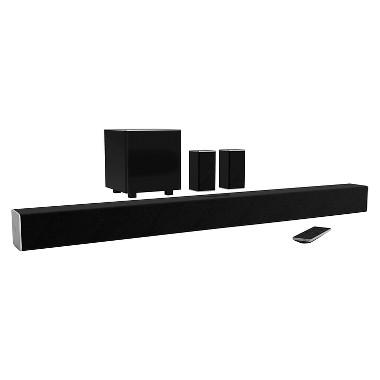 Vizio SmartCast 38 5.1 SoundBar System (SB3851-D0)