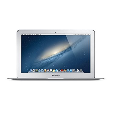 Apple Macbook Air 11.6 1.3 GHz Core i5 128 GB SSD, 4GB RAM, Yosemite (2013 Version, MD711LL/A)