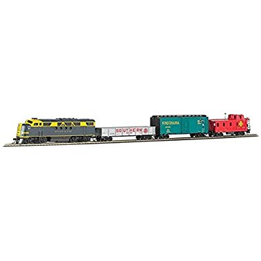Bachmann Industries E-Z App Smart Phone Controled HO Scale Electric Train Set
