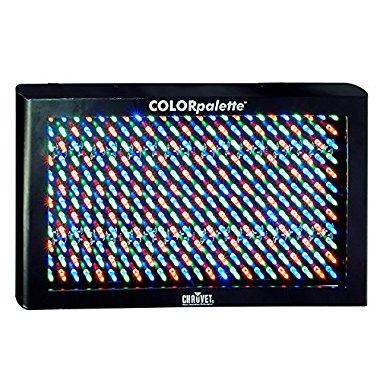 Chauvet DJ COLORpalette LED RGB DMX Wash Panel Stage Light