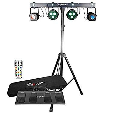 Chauvet DJ GigBAR LT Moonflower Washlights & Strobe LED IRC Light Effect System