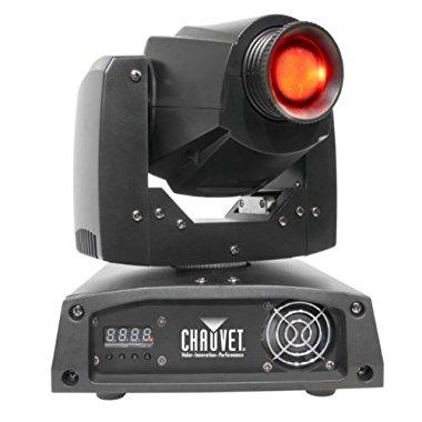 Chauvet DJ Intimidator Spot 150 LED DMX Moving Head Yoke Lighting Light Effect