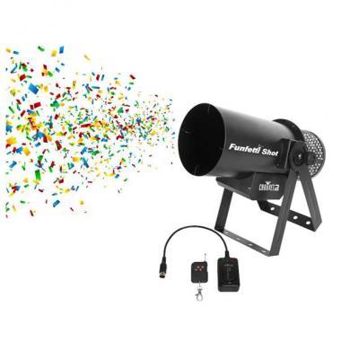 Chauvet Lighting FunFetti Shot Professional Confetti Launcher