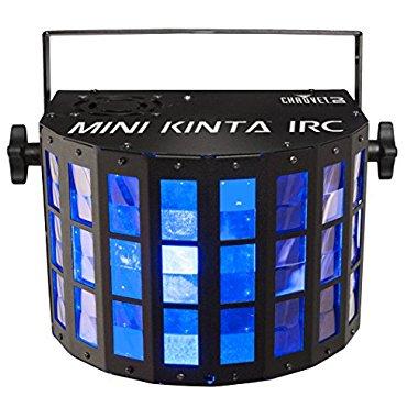 Chauvet Lighting MINIKINTAIRC DJ Mini Kinta IRC LED Lighting