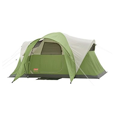 Coleman Montana 6-Person WeatherTec Tent, Green