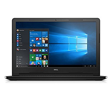 Dell Inspiron i3552-4041BLK 15.6 Laptop with Intel Celeron, 4 GB RAM, 500 GB HDD