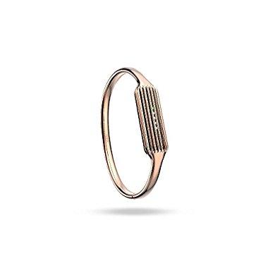 Fitbit Flex 2 Accessory Bangle (Rose Gold)
