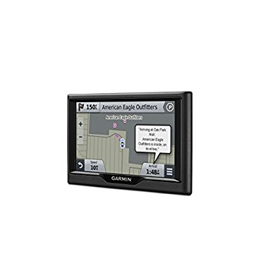 "Garmin nuvi 67LM 6"" GPS Navigation System w/ Lifetime Map Updates"