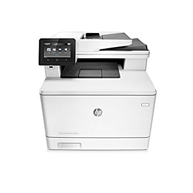 HP LaserJet Pro MFP M477fnw Wireless Color Printer (CF377A#BGJ)